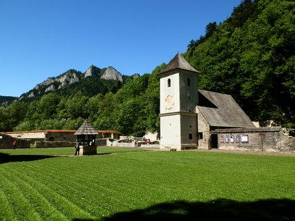 FOTKA - Pieninský národní park a Červený Kláštor