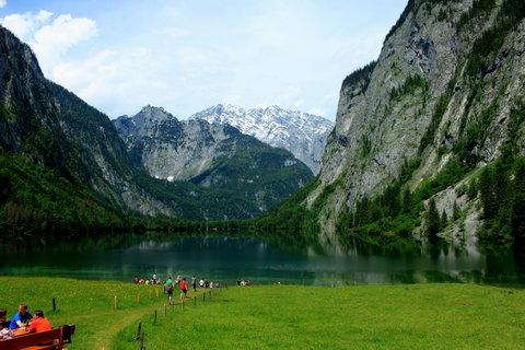 FOTKA - V�let k jezeru K�nigsee