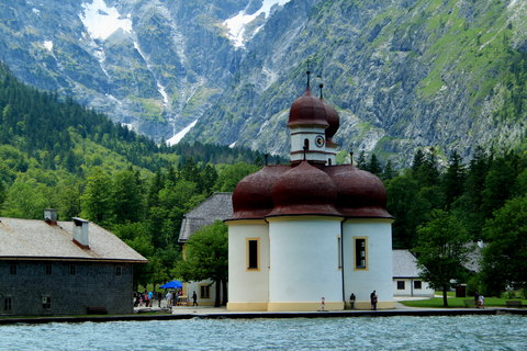 FOTKA - Výlet k jezeru Königsee