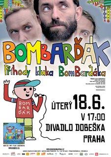 FOTKA - Příhody kluka BomBarďáka - křest CD