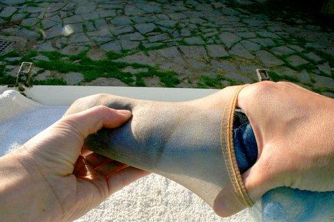 FOTKA - Vyrob si sama: Duhové řezy v letním stylu