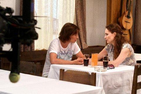 FOTKA - Markéta Hrubešová posílí seriál Cesty domů