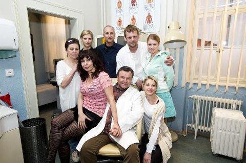 FOTKA - Doktoři z Počátků - Vanda Řezáčová (Nela Boudová)