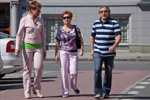 FOTKA - Pořad Žiješ jenom 2x na České televizi