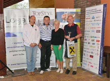 FOTKA - 2. ročník charitativního golfového turnaje na podporu nadačního fondu Aquapura