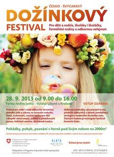 FOTKA - Dožínkový festival pro rodiny sdětmi na Farmě ve Vysoké Libyni