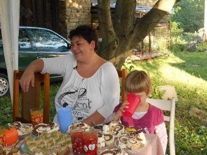FOTKA - Výměna manželek 13.9. 2013 - čtyři děti na jednu maminku