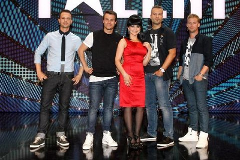FOTKA - Česko Slovensko má talent 2013 – porotkyně Lucie Bílá