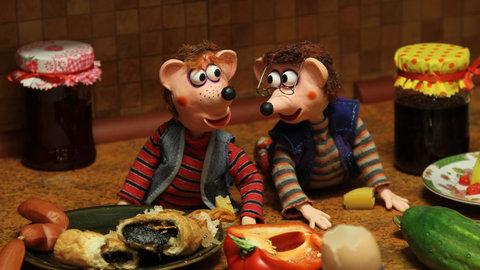 FOTKA - Večerníček - To si piš, je to myš!