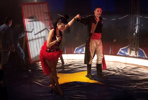 FOTKA - Cirkus Bukowsky 1. díl - 30.10. 2013