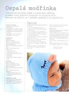 FOTKA - Pro šikovné ruce: Pletené čepičky pro malé človíčky