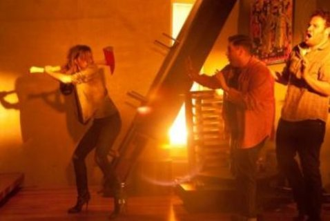 FOTKA - Nová akční komedie Apokalypsa v Hollywoodu