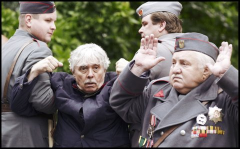 FOTKA - Film Odcházení na České televizi