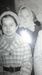 FOTKA - Moje biřmování v r.1972