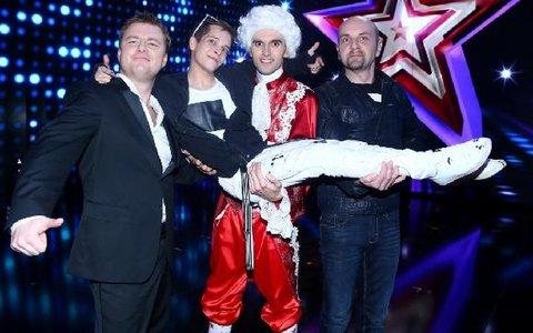 FOTKA - Česko Slovensko má talent 2013 zná první finalisty