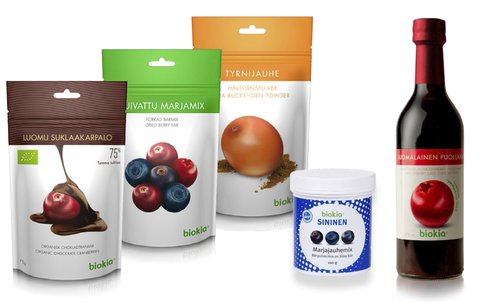 FOTKA - Pět nejlepších zdrojů antioxidantů