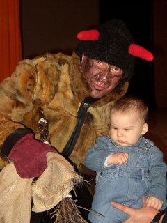 FOTKA - Svatý Mikuláš aneb jak náš syn prozřel