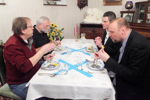 FOTKA - VIP Prostřeno 3.12. 2013 – Petr Martinák