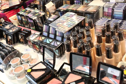 FOTKA - Jarní veletrh kosmetiky Interbeauty Prague 2014