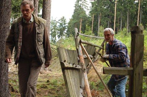 FOTKA - Romantická komedie Cesta do lesa 12.4. 2014
