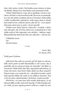 FOTKA - Milostný román Dopisy z ostrova Skye