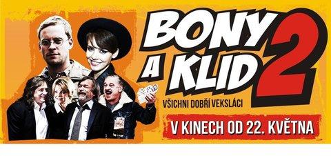 FOTKA - Filmová komedie Víta Olmera BONY A KLID 2