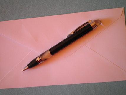 FOTKA - Dopis