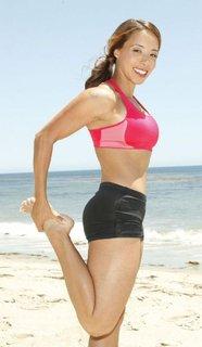 FOTKA - Celulitida: jak se zbavit ďolíčků na stehnech?
