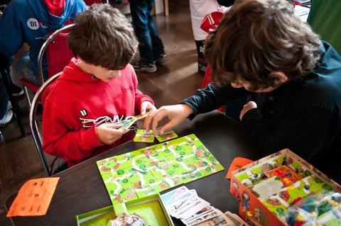 FOTKA - Výstava Hry a hlavolamy: Čtyři dny plné zábavy, her a poznávání