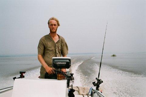 FOTKA - Rybí legendy Jakuba Vágnera - Kongo