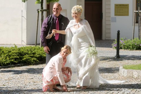 FOTKA - Svatby v Benátkách - 15. díl - 4.9. 2014