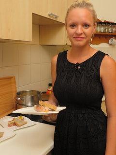 FOTKA - Prostřeno 2.9. 2014 - Barbora