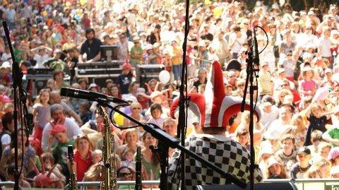 FOTKA - Bejbypunkový festival Kefír 2014 nabídne bohatý program