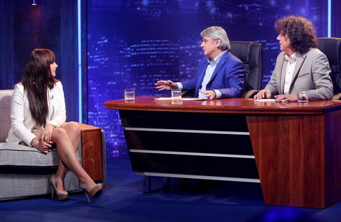 FOTKA - TGM: Talkshow Geni a Míši 7.9. 2014