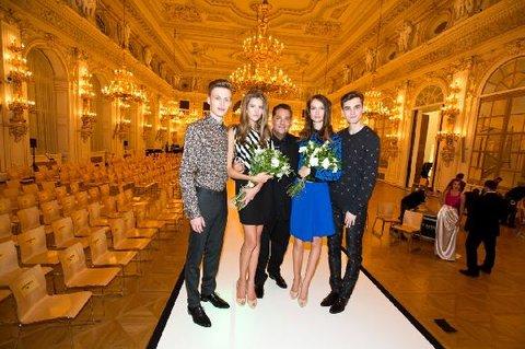 FOTKA - Vítězkou Schwarzkopf Elite Model Look 2014 je Barbora Podzimková