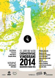 FOTKA - Chomutovské Vinobraní 2014 již v sobotu 13.9. 2014