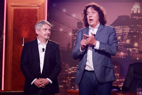 FOTKA - TGM: Talkshow Geni a Míši 12.10. 2014