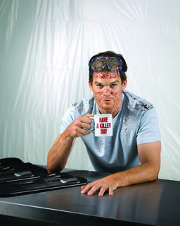 FOTKA - Seriál Dexter začne 12.10. 2014 osmou řadou