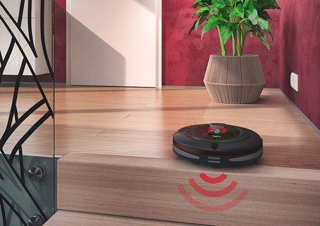 FOTKA - Robotický vysavač ETA Bolero, úklid domácnosti nebyl nikdy jednodušší
