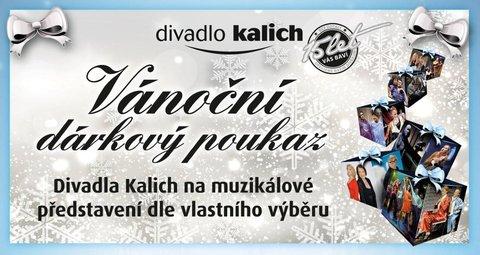 FOTKA - Divadlo Kalich slaví 15 let, navštívilo ho 1,5 milion diváků