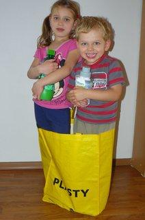 FOTKA - I naše rodiny třídí odpad!
