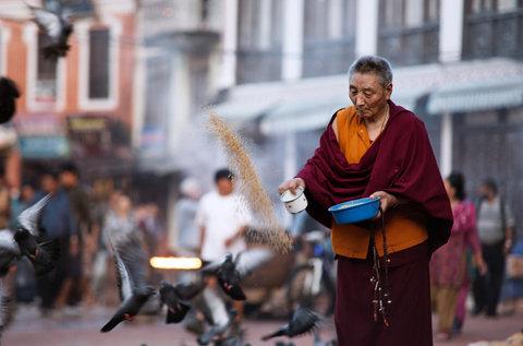 FOTKA - Na cestě po údolí Káthmándú