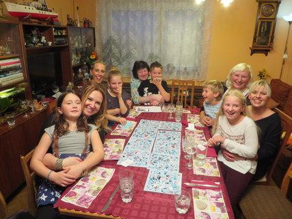 FOTKA - Prostřeno 3.12. 2014 – Milena a Vítek
