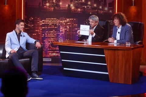 FOTKA - Talkshow Geni a Míši 7.12. 2014