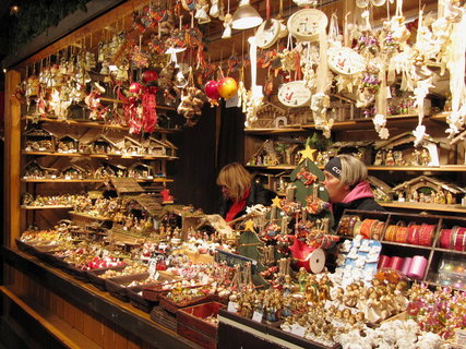 FOTKA - Kouzlo vánočních trhů
