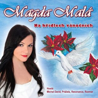 FOTKA - Magda Malá má nové album Na křídlech vánočních