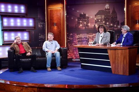 FOTKA - Talkshow Geni a Míši 14.12. 2014