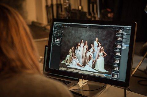 FOTKA - Finálová kampaň soutěže Česká Miss 2015 odstartovala