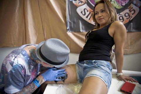 FOTKA - Kmeny - Tattoo