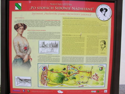 FOTKA - Za Sidonií Nádhernou do Vrchotových Janovic